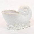Duża ceramiczna muszla